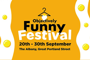 Objectively Funny Festival.