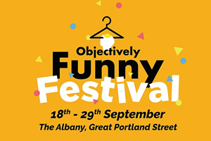 Objectively Funny Festival 2019.