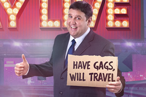 Peter Kay cancels work