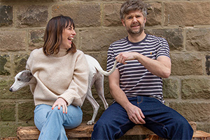Helen Rutter & Rob Rouse on sharing the comedy in their marriage