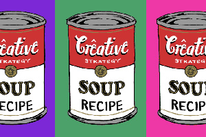 SOUP RECIPE: A cookbook for topical sketch ideas