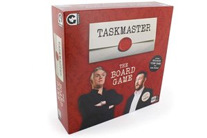 Win a copy of the Taskmaster board game