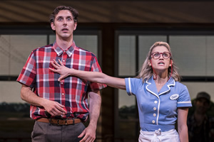 Blake Harrison - Waitress interview