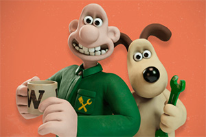 Wallace & Gromit's new app