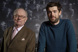 Who Do You Think You Are?. Image shows from L to R: Michael Whitehall, Jack Whitehall.