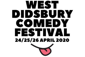 West Didsbury Comedy Festival.