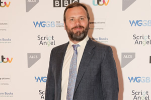 John Finnemore honoured for Outstanding Contribution to Writing