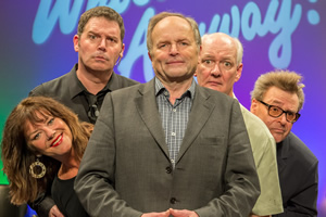 Clive Anderson interview