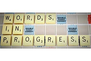 Words In Progress festival.