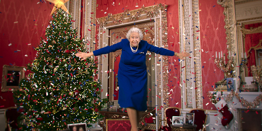 Queen offers personal message of hope in her Christmas Day address
