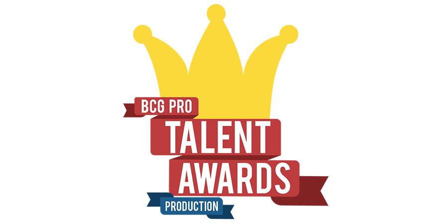 BCG Pro Talent Awards: Production.