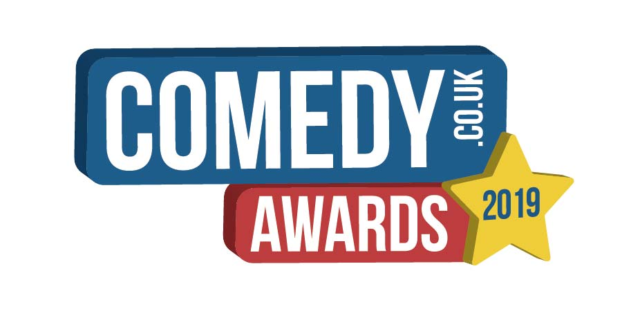 Comedy.co.uk Awards 2019. Copyright: BCG.