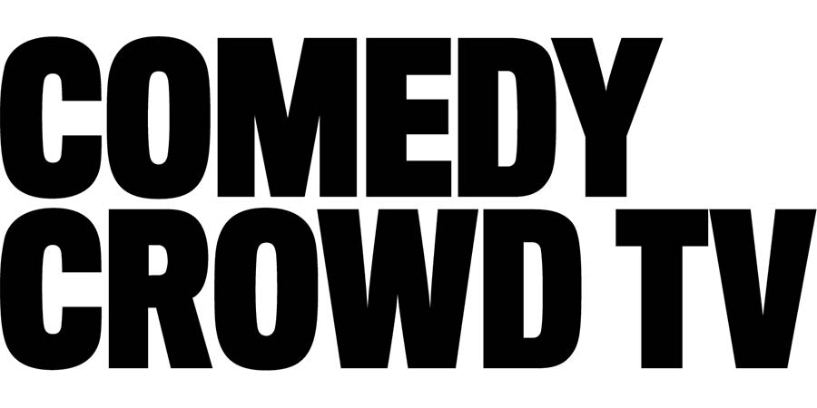 Comedy Crowd TV logo.
