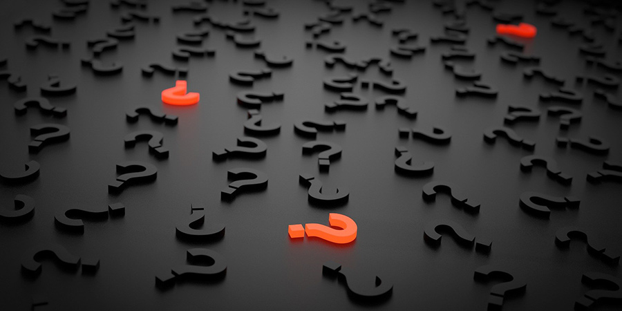 Question Marks. Image by Arek Socha from Pixabay.