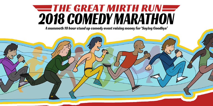 Great Mirth Run 2018.