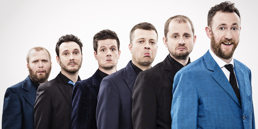 The Horne Section.