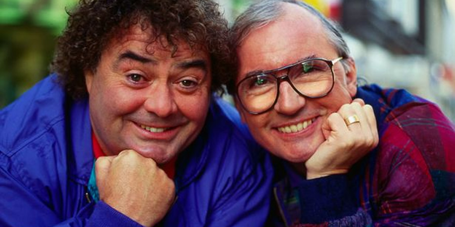 Tributes to Eddie Large who has died aged 78