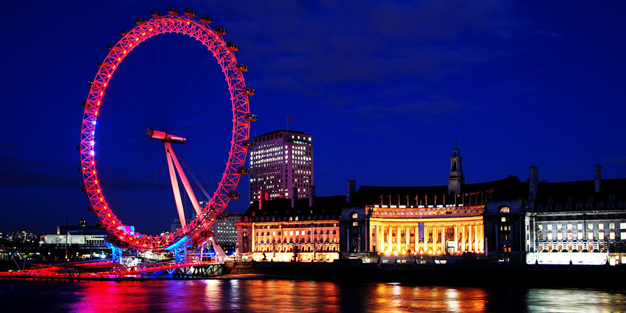 London Eye by Michal Osmenda. License under: Creative Commons Attribution-Share Alike 2.0.