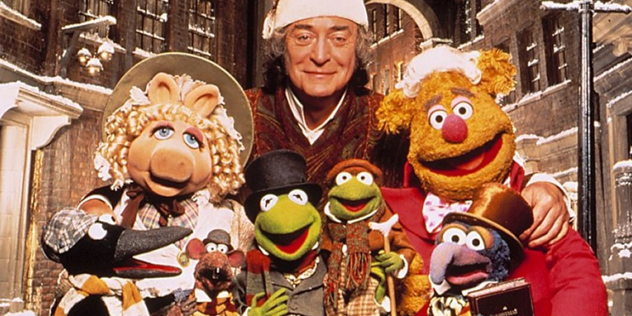 The Muppet Christmas Carol. Michael Caine.