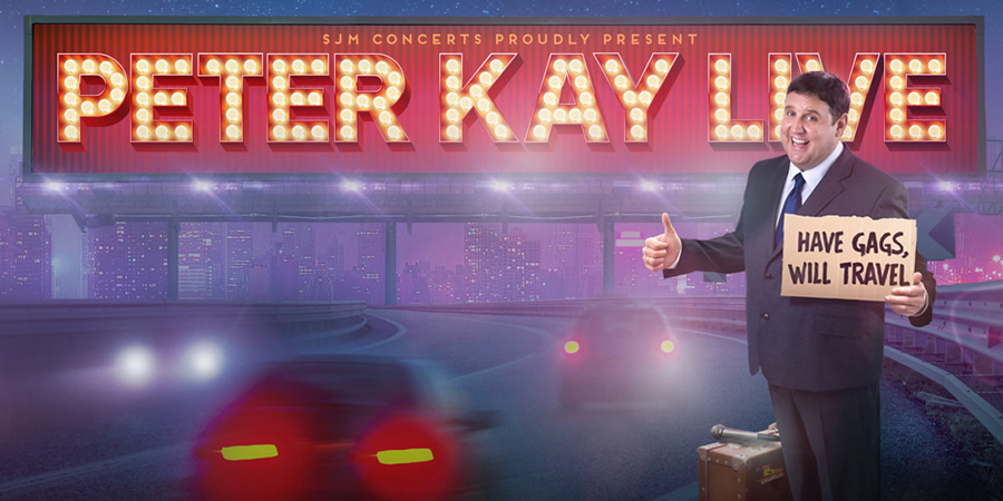 Peter Kay S Car Share Gags