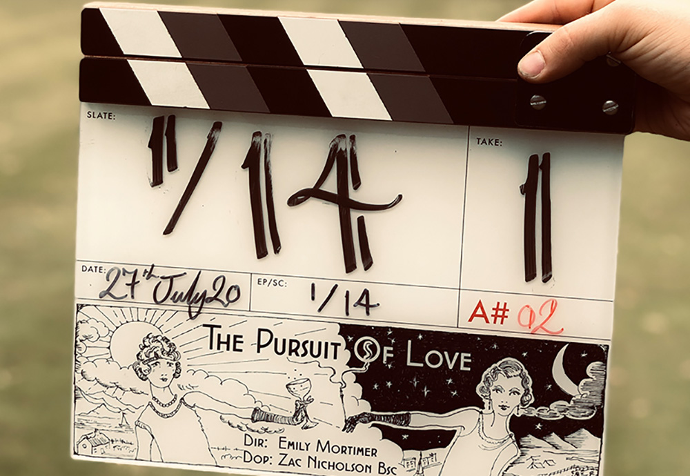 The Pursuit Of Love.