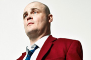 Al Murray: The Only Way Is Epic. The Pub Landlord (Al Murray). Copyright: Avalon Television.