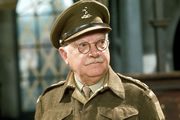 Dad's Army only just made