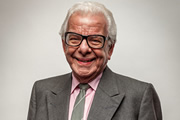 I Write The Gags - Barry Cryer. Barry Cryer. Copyright: BBC.