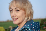 Boomers. Carol (Paula Wilcox). Copyright: Hat Trick Productions.