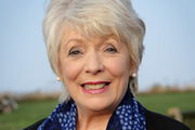 Boomers. Joyce (Alison Steadman). Copyright: Hat Trick Productions.