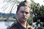 Dad's Army. Private Pike (Ian Lavender). Image credit: British Broadcasting Corporation.