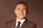 David Walliams working on TV talent show sitcom