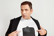 David Walliams.