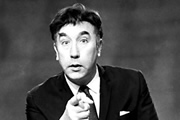 Reputations: Frankie Howerd. Frankie Howerd. Copyright: BBC.