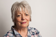 Gloomsbury. Ginny Fox (Alison Steadman). Copyright: Little Brother Productions.