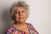 Gloomsbury. Vera Sackcloth-Vest (Miriam Margolyes). Copyright: Little Brother Productions.