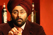 ...At The Stand. Hardeep Singh Kohli. Copyright: Dabster Productions.