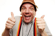 Henning Wehn: No Surrender