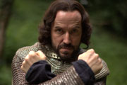 Horrible Histories. King John (Ben Miller). Image credit: Lion Television.