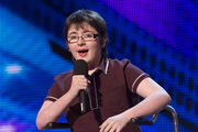 Britain's Got Talent. Jack Carroll.