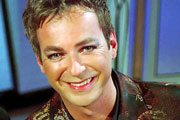 A Funny Sort Of Sound. Julian Clary. Copyright: Whistledown.