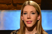 Room 101. Katherine Ryan. Copyright: Hat Trick Productions.