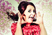 Lucy Porter vs. Lemmy