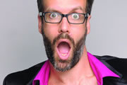Marcus Brigstocke interview