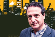 At the Fringe: Mark Thomas