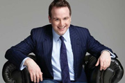 Matt Forde's Sports Party. Matt Forde. Copyright: Avalon Television.