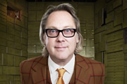 The Ministry Of Curious Stuff. Mr Reeves (Vic Reeves). Copyright: BBC.