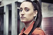 Misfits. Kelly (Lauren Socha). Copyright: Clerkenwell Films.
