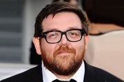 Nick Frost.
