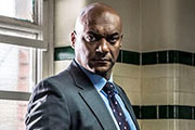 No Offence. Det. Sup. Darren Maclaren (Colin Salmon). Copyright: AbbottVision.